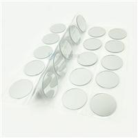 工艺仪表圆形镜子威尼斯人注册 后期表面丝印处理加工