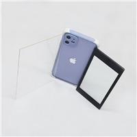 旭硝子超白AR玻璃 无色无重影双面AR玻璃