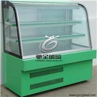冷柜电加热除雾除霜玻璃 厂家供应