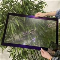 增透膜顯示屏AR玻璃  表面AR加AG相結合顯示屏玻璃