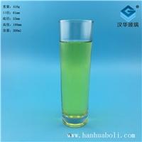 徐州生产300ml玻璃水杯