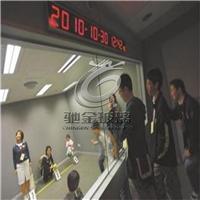 供應學校錄播室單向透光玻璃 單反鏡面視玻璃