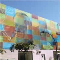 定制加工彩釉玻璃 丝印玻璃 烤漆玻璃 UV打印玻璃