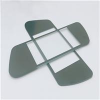 耐高温丝印玻璃 CNC加工钢化玻璃 丝印玻璃面板