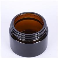 棕色避光玻璃瓶膏霜瓶眼霜分裝瓶
