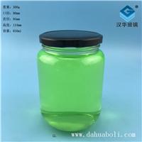 徐州生产650ml麻辣酱玻璃瓶