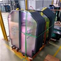 5MM厚司机包围玻璃批发 高透无反光AR镀膜玻璃