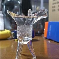 北京采购--水晶料酒杯