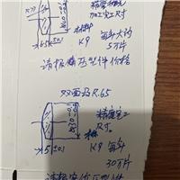 重庆采购--光学玻璃K9毛坯料 压型件